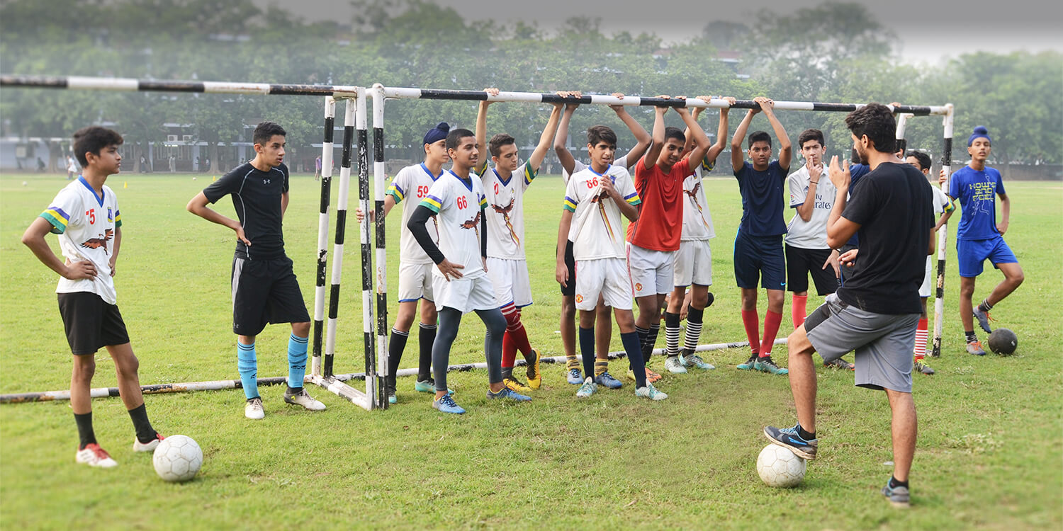 St. John's High School Chandigarh